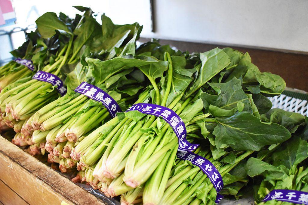 ワタナベストアーの新鮮野菜